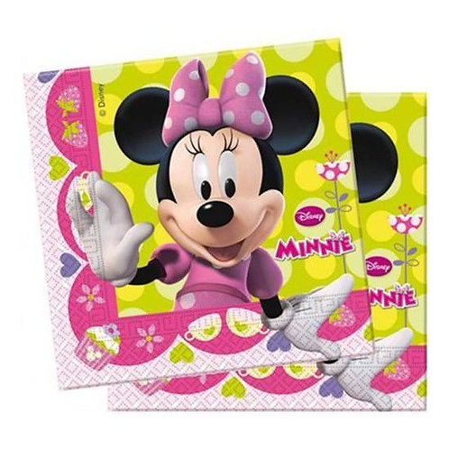 Minnie Mouse Peçete 20 Adet