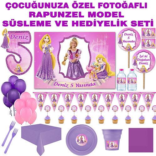 Rapunzel 10 Kişilik Sofra Seti