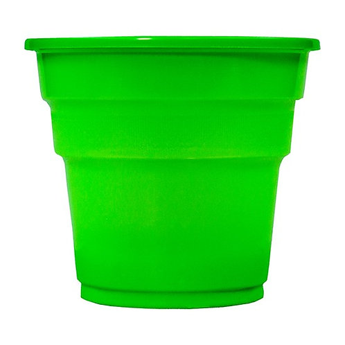 Yeşil Plastik Bardak 25'li