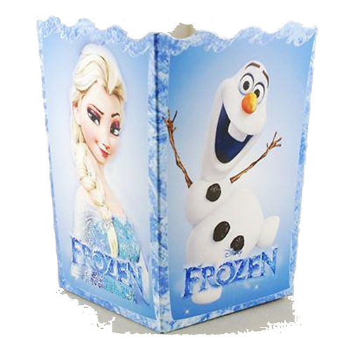 Karlar Ülkesi Elsa Frozen Mısır Kutusu Popcorn 10'lu
