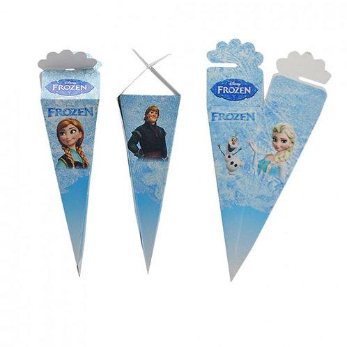 Karlar Ülkesi Elsa Frozen Şeker Külah 10'lu