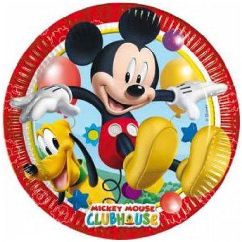 Micky Mouse Karton Tabak 8 Adet