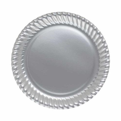 Gümüş Tabak Karton 8 Adet