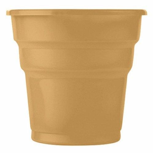 Altın Plastik Bardak 25'li