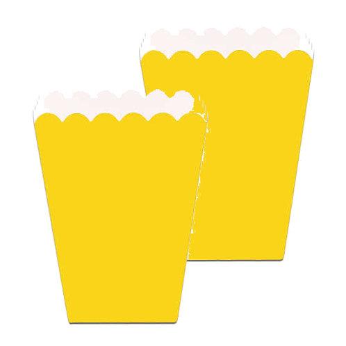 Popcorn Sarı Mısır Kutusu 10'lu