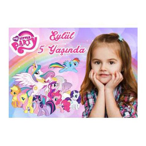 My Little Pony Afiş 50x70 cm
