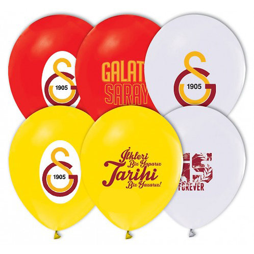 Galatasaray Lisanslı Balon 10 Adet