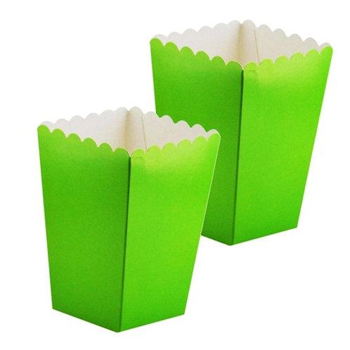 Popcorn Yeşil Mısır Kutusu 10'lu