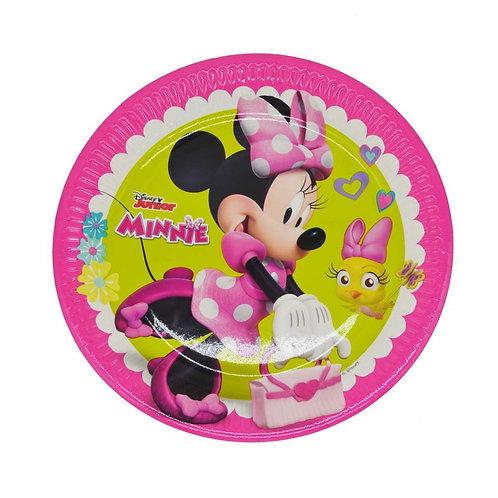 Minnie Mouse Tabak Karton 8 Adet