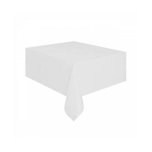 Beyaz Masa Örtüsü 120x180 cm