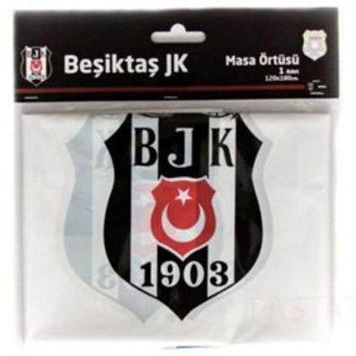 Beşiktaş Lisanslı Masa Örtüsü 120x180cm