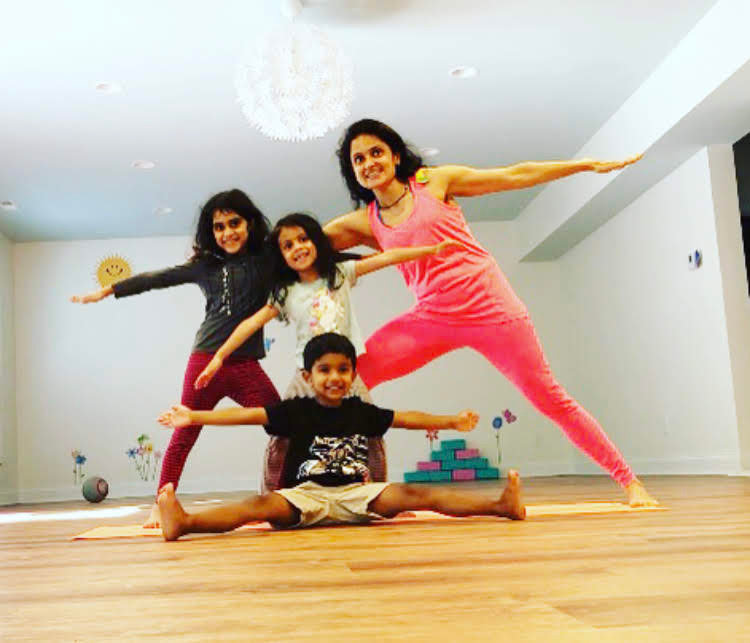 Little Kids Yoga (3-7 yrs)