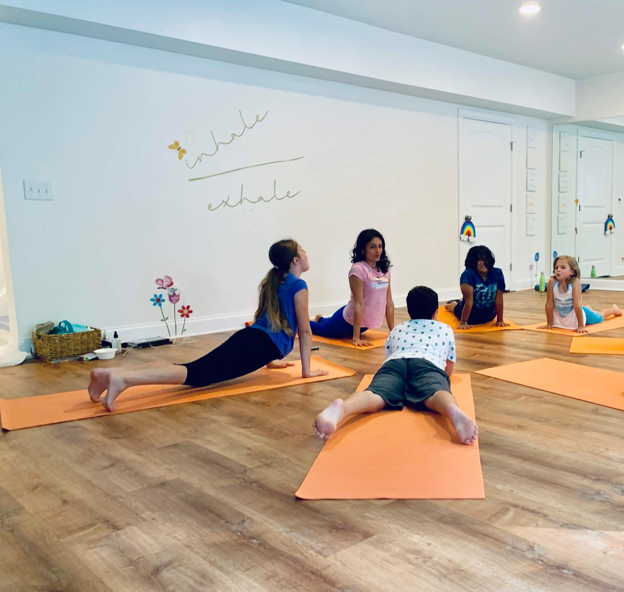 Older Kids Yoga Daily (8 - 13 yrs)
