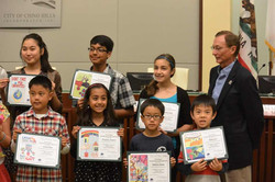 14th Water Conservation Art contest