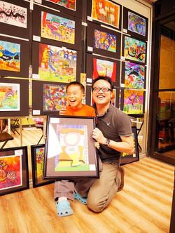 2015 International World Kids Art