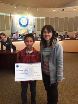 Derek Yang(4th Grade)