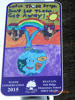 15th Water Conservation Art contest