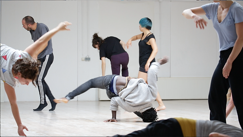 Choreographers lAB Arouna Workshop copyr