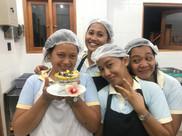 Bali Kitchen team
