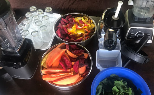 Juice and Fasting workshop