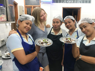 Team effort made in Bali