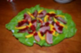 Duck Mango Salad