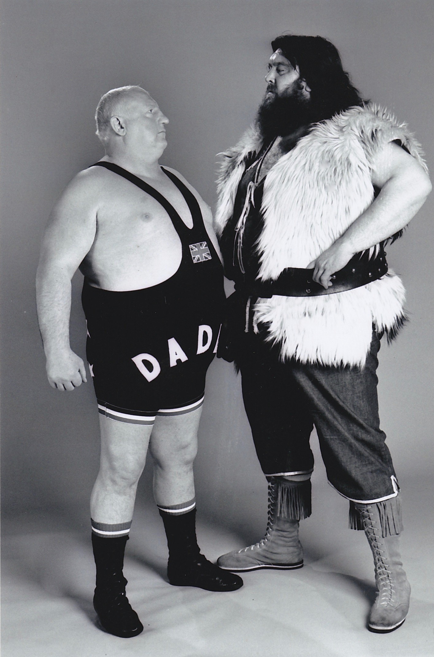 Big Daddy & Giant Haystacks