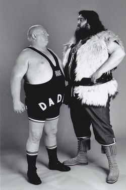 Big Daddy & Giant Haystacks