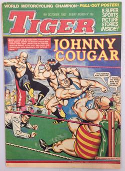 Tiger 9th October 1982