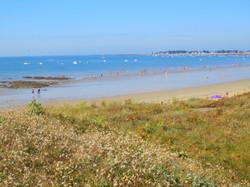 plage de Damgan
