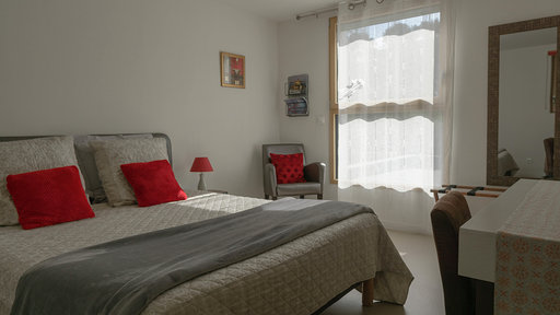 chambre _sittelle_ 2 pers