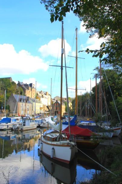 Port de La Roche Bernard