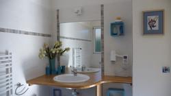 """salle de bain """"libellule""""PMR"""
