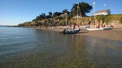 plage de Maresclé
