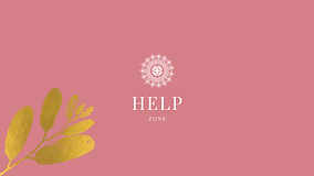 HELP ZONE