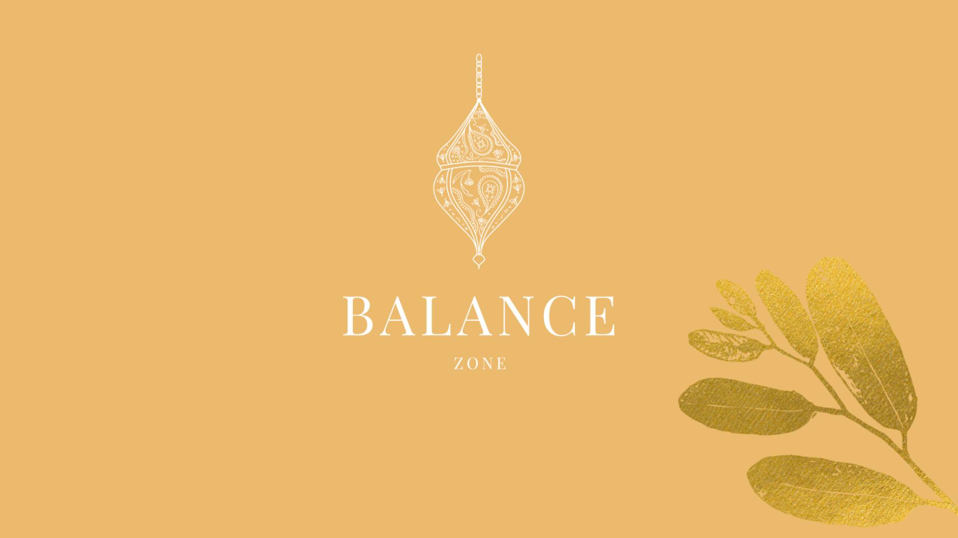 Balance Zone - Energy Club