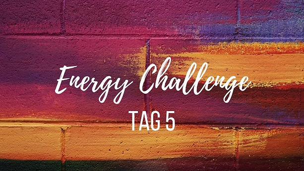 1. Tag der Energy Challenge