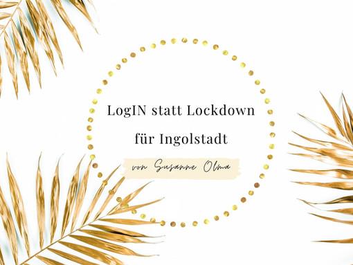 """Sozialprojekt """"LogIN statt Lockdown"""""""