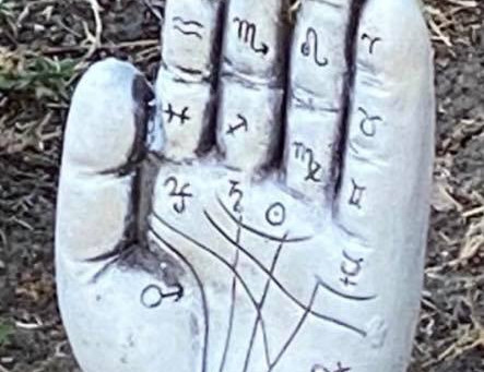 Your hands reveal your relationship to life itself