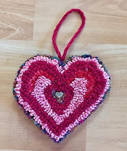 Hooked Heart Kit