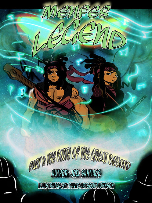 Menfes Legend: The Birth of the Great Beyond (Physical copy)