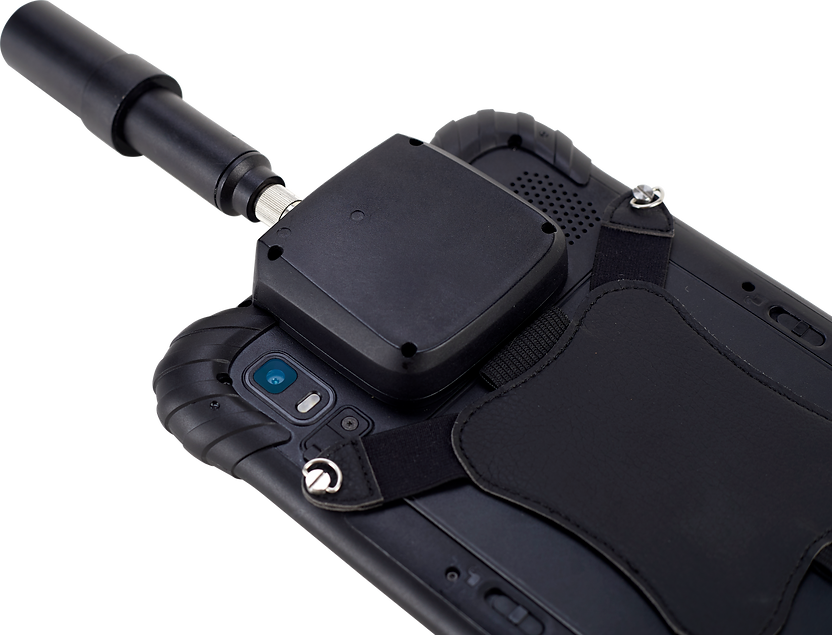 Rear Camera and High Precision GNSS Modu