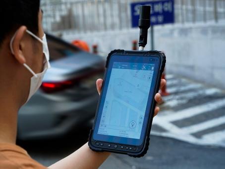 씨너렉스, 센티미터급 RTK GPS 일체형 안드로이드 태블릿 출시 (2021.09.10/ 매일경제TV)