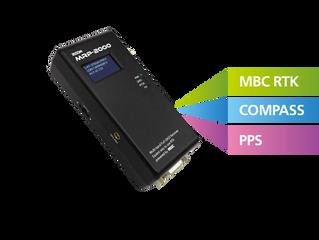 씨너렉스, MBC RTK 기반 드론용 초정밀 위치정보 시스템 출시(2020.06.16/로봇신문)
