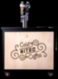 NitroTaps Mobile Coffee Catering Single Bar
