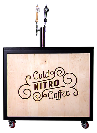 NitroTaps Mobile Coffee Catering Single Bar