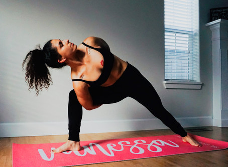 OPEN UP WITH THESE SHOULDER LOVIN' YOGA POSES