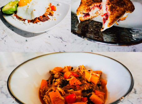 FALL RECIPES: 3 WAYS TO USE THANKSGIVING LEFTOVERS