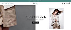 תבנית אתר וויקס לחנות אופנה