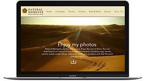 אתר למכירת תמונת